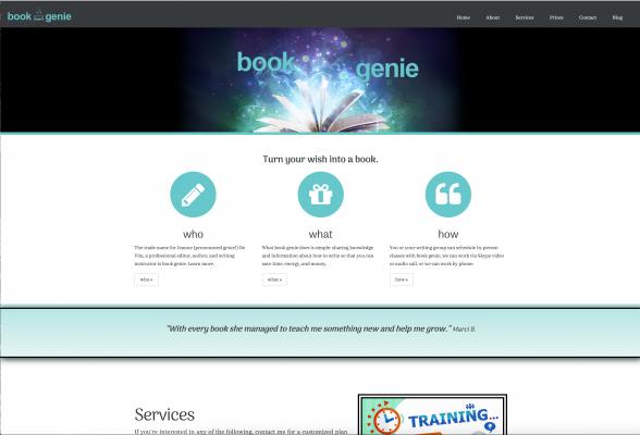 Book Genie