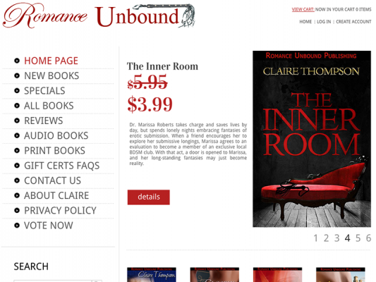 Romance Unbound