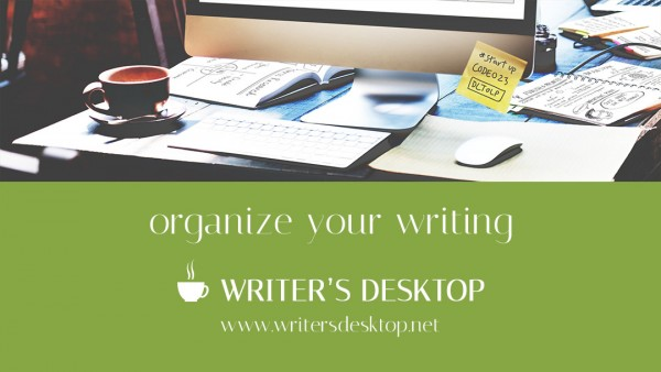 Writer's Desktop Marketing Banner