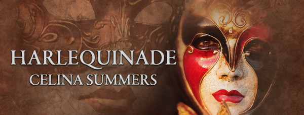 Harlequinade Series Marketing Banner