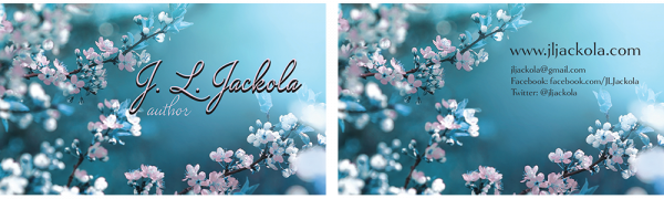 JL Jackola Business Card