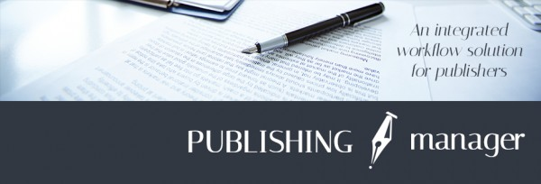 Publishing Manager Marketing Banner