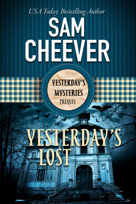 Yesterday's Lost Book Cover